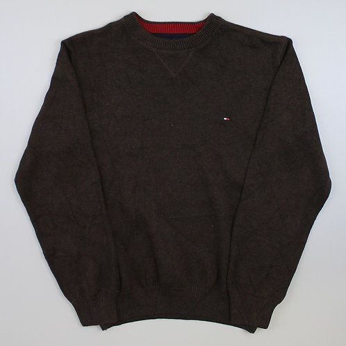 Tommy Hilfiger Brown Sweater