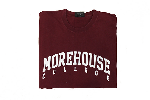 Vintage 'Morehouse College' T-shirt