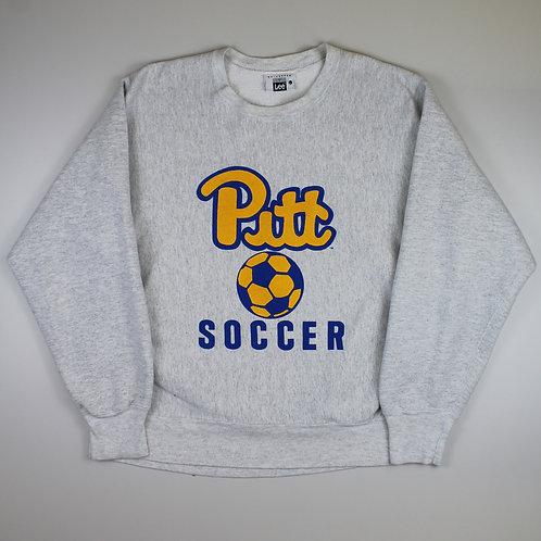 Lee Grey 'Pitt Soccer' Sweatshirt