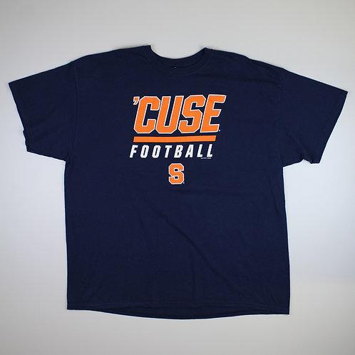 Vintage Navy 'Cuse' T-Shirt