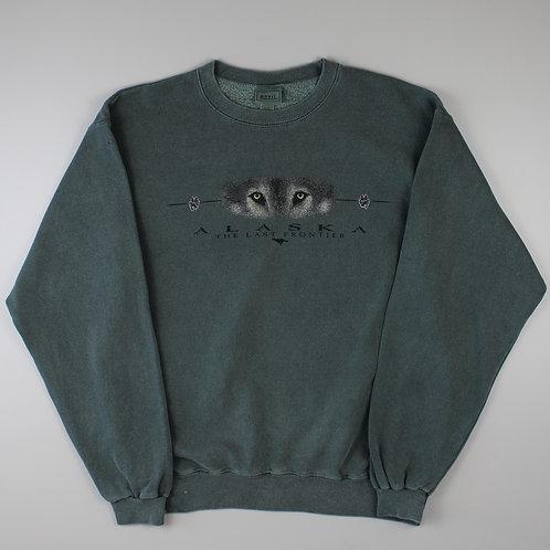 Vintage Khaki 'Alaska' Sweatshirt