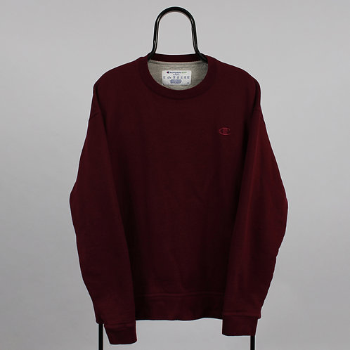 Champion Maroon Sweatshirt