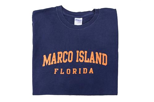 Vintage 'Marco Island' T-shirt