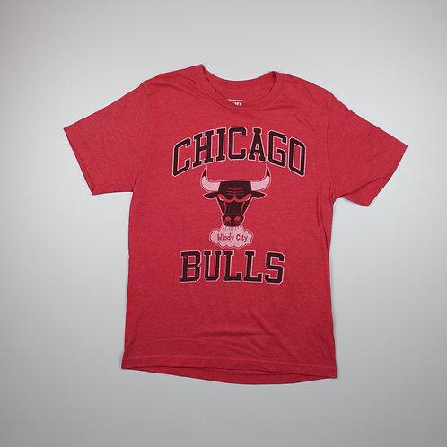 Vintage 'Chicago Bulls'  Red T-shirt