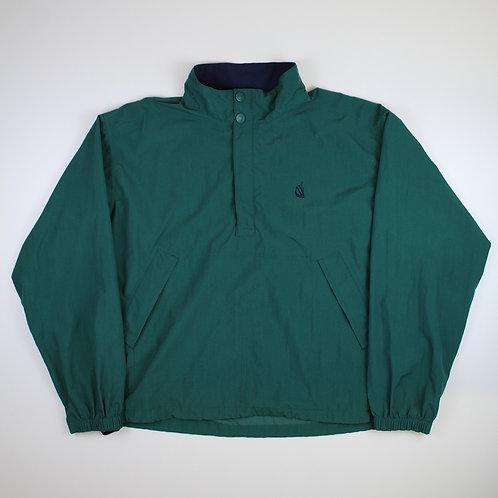 Nautica Green Pull Over Jacket