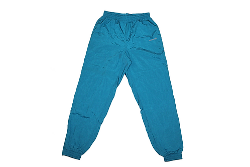 Adidas Teal Tracksuit Bottoms
