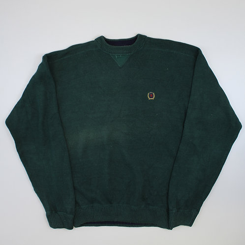 Tommy Hilfiger Green Sweater