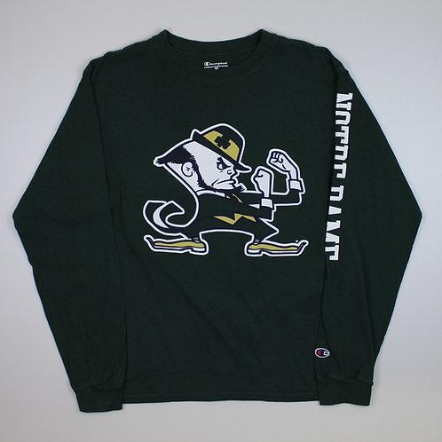 Champion 'Notre Dame' Green T-shirt