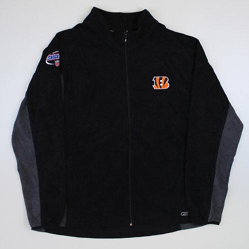 NFL 'Cincinnati Bengals' Black Fleece
