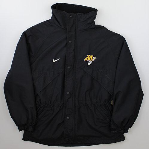 Nike 'M' Black Jacket With Removable Fleece