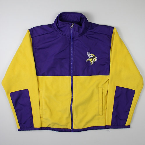 NFL Minnesota Vikings Fleeced Jacket