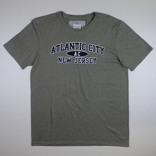 Nike Beige 'Atlantic City' T-Shirt
