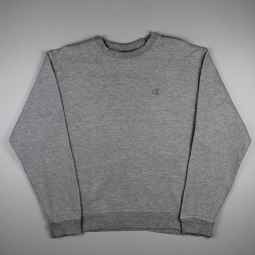 Champion Light Grey Sweatshirt