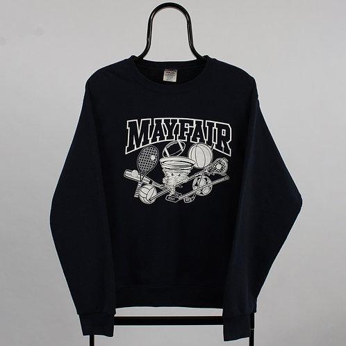 Vintage Navy Mayfair Sweatshirt