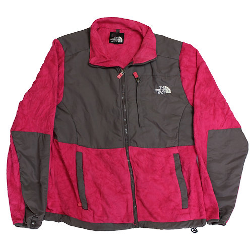 North Face Pink Denali Jacket