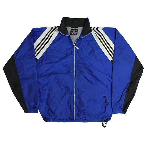 Adidas Blue Tracksuit Top