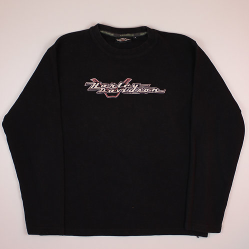 Harley Davidson Black Sweater
