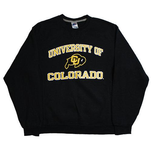 Russel Athletics University of Colorado Sweater