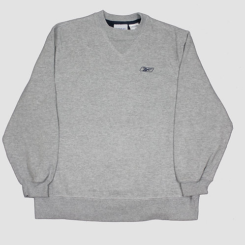 Reebok Grey Sweatshirt
