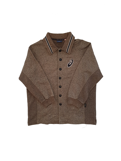 Asics Button Up Jacket