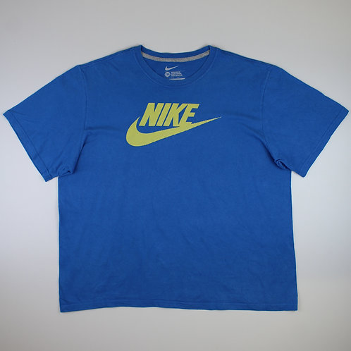 Nike Blue Graphic T-Shirt