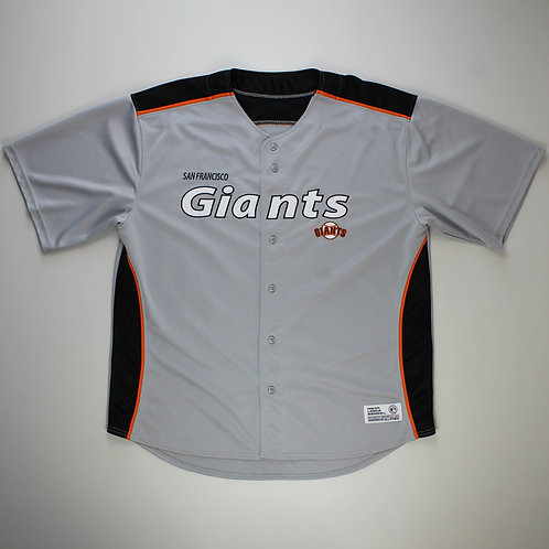 MLB San Francisco Giants Grey Jersey