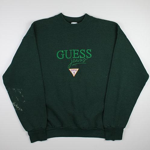 Guess Green Sweatshirt