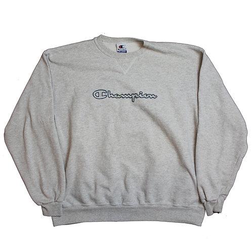 Champion Grey Sweater