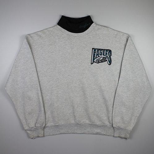 Majestic 'Eagles' Sweatshirt
