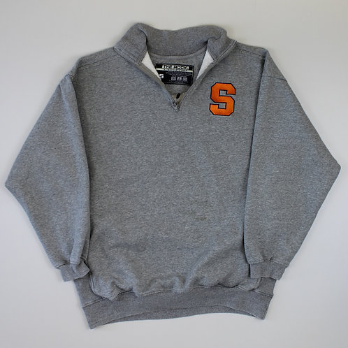 Vintage 'S' Grey Sweatshirt