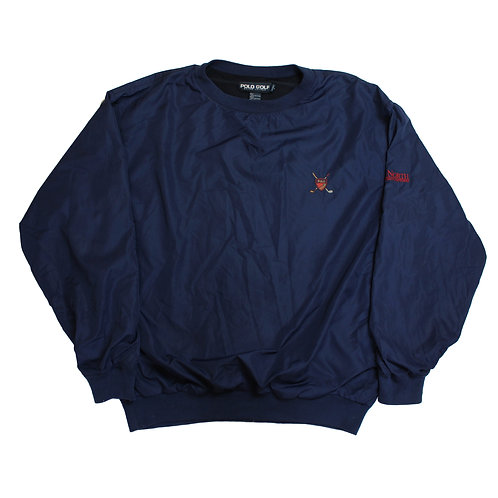 Ralph Lauren Navy Tracksuit Top