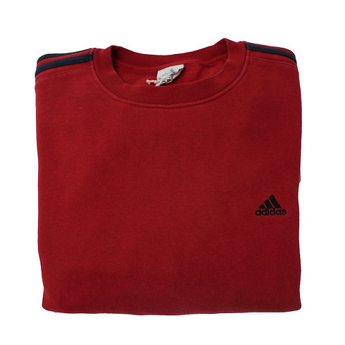 Adidas Red Sweater