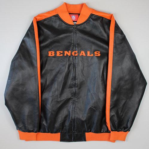 NFL Cincinnati Bengals Varsity Jacket