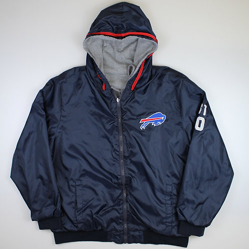 NFL Pro Line Buffalo Bills Reversible Jacket