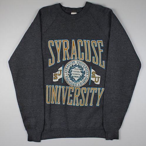 Vintage Grey Syracuse Sweatshirt