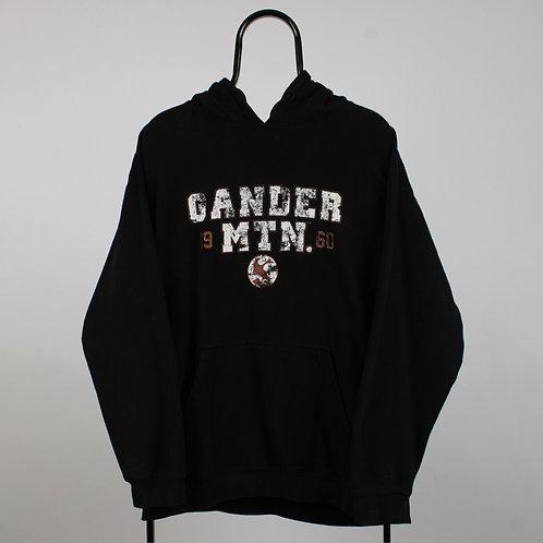 Vintage Gander MTN Black Hoodie