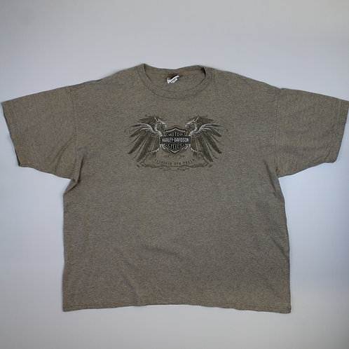Harley Davidson Beige 'Jackson Hole' T-Shirt