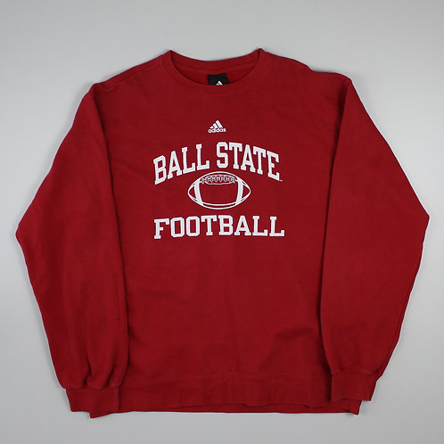 Adidas 'Ball State' Sweatshirt