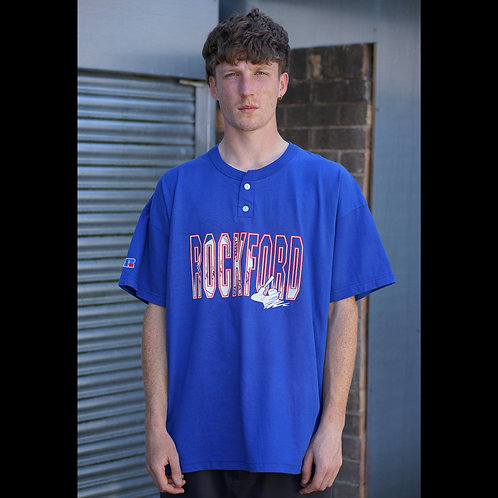 Russel Athletic Vintage Blue Rockford TShirt