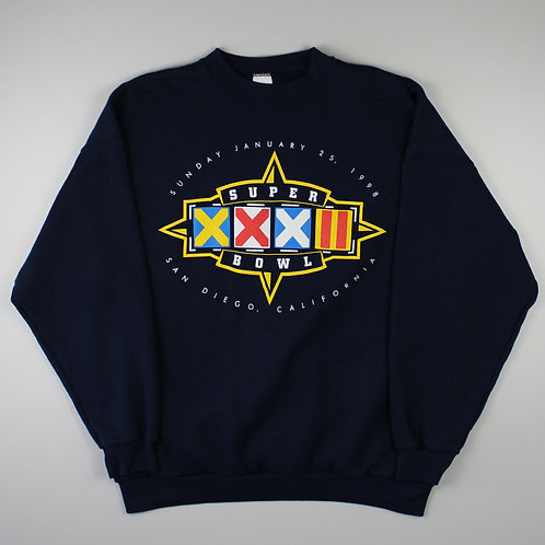 Logo 7 'Super Bowl 1998' Sweatshirt