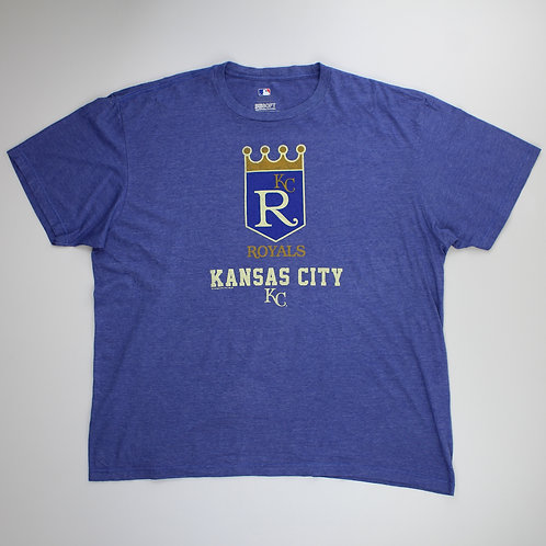 Vintage MLB Kansas City Royals Blue T-Shirt