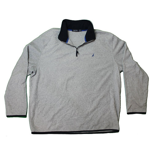 Nautica Light Grey Fleece