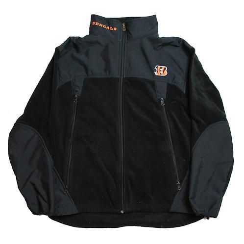 NFL Cincinnati Bengals Fleeced Jacket