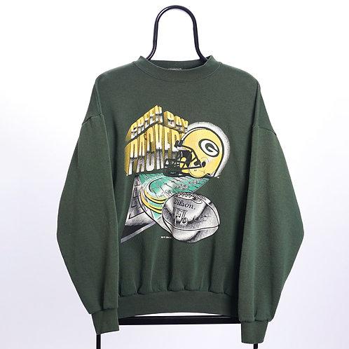 Logo 7 Vintage 90s NFL Green Bay Packers Sweatshirt
