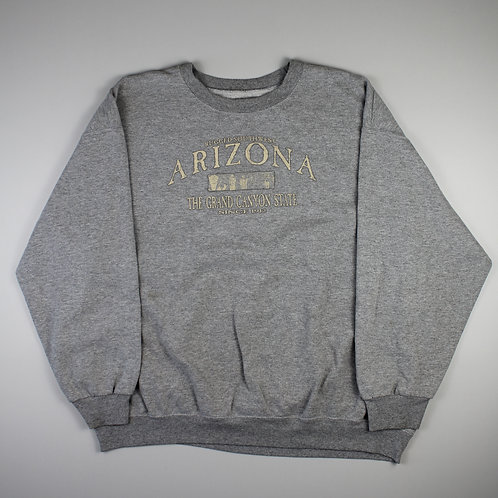 Vintage Grey 'Arizona' Sweatshirt