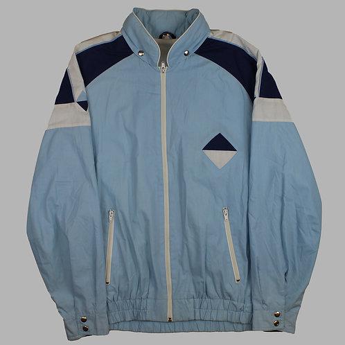 Vintage Baby Blue Tracksuit Top