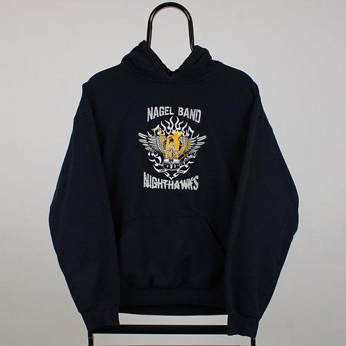 Vintage Navy Nighthawks Hoodie