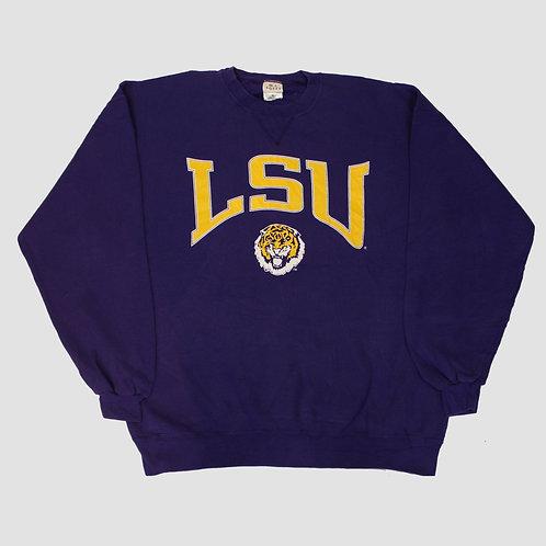 Vintage LSU Purple Sweater