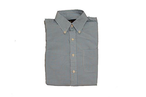 Ralph Lauren Blue Chequered Shirt