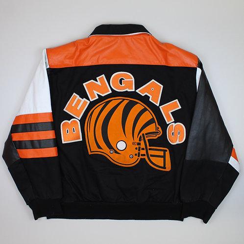 NFL x Jeff Hamilton 'Bengals' Jacket